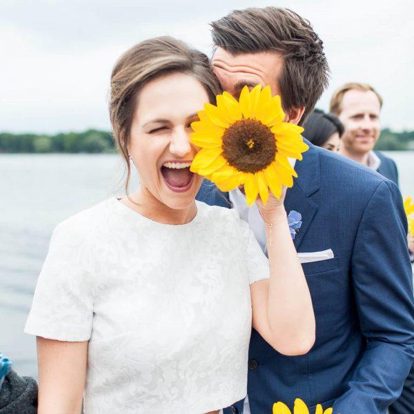 Hochzeitsfotograf von Camilla und Björn