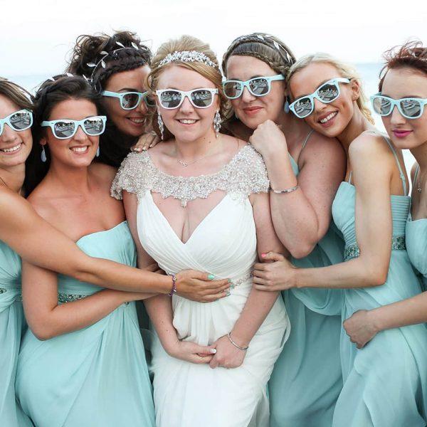 Hochzeit auf der Insel Korfu, Griechenland